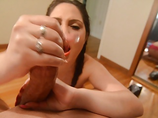 Molly Squirts Cheats And Makes Her BF A Cuckold