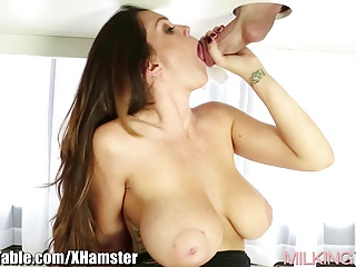 Milking Table Best Of Cum In Mouth Compilation