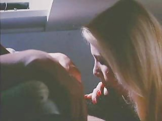 Retro Under The Table Blowjob