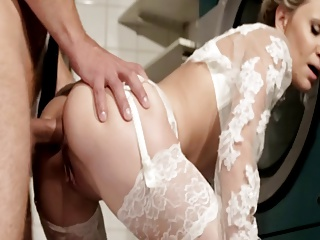 Fucking The Bride …