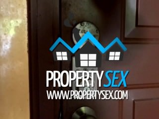 PropertySex – Really Bad Real Estate Agent Fucks Private Investigator