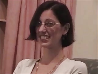 Carrie Swallows Cum