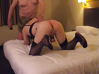 Amateur CD Sucking And Fucking For Cum
