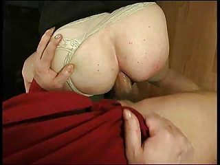 CD Getting Filled With Nice Hard Cock