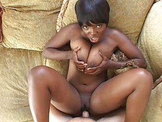 Big Black Boobs