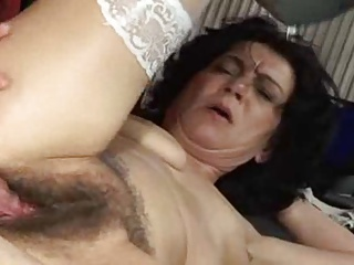 Hairy Mature Sex With Mr Tatoo By TROC