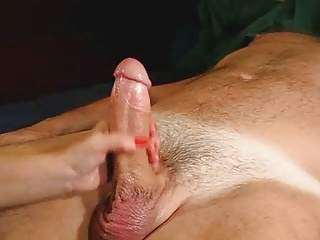 Amazing Blow And Handjob