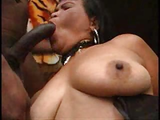 Asian Mom Milks Black Step Son's Friend Huge Black Monster Dick