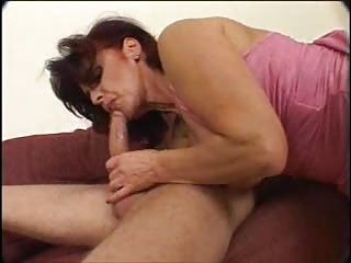 Nice Mature Sucking And Fucking