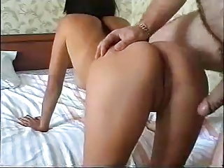Eastern Teen's Painful Anal