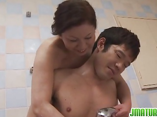 Sexy Chizuru Japanese Mature Sex