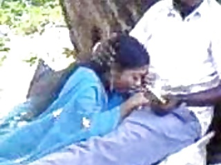 Indian Cocksucking In Park