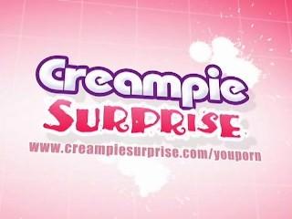 Kenzie Marie – Creampie Surprise