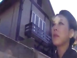 Japanese Chick Sucks Dick And Gets Fucked Hard
