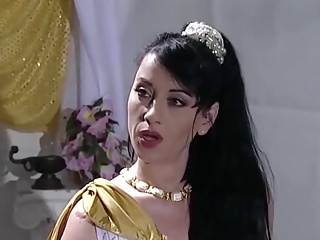 Asexterix And Cleopatra FULL PORN MOVIE