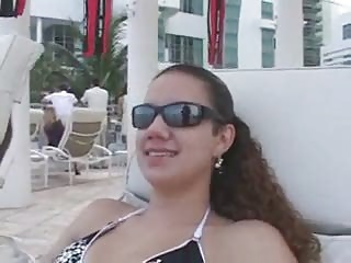 Greatest Holiday Blowjob At The Hotel I Had Have Seen