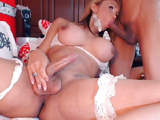 Very Hot Shemale Webcam