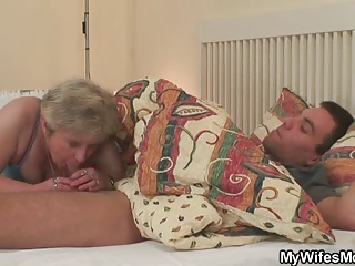 Great Sex With Her Mom