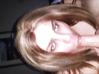 Ts Lisa Lovely Sucks Young White Cock From Grindr