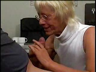 Horny German Mature Fucked By Younger Guy
